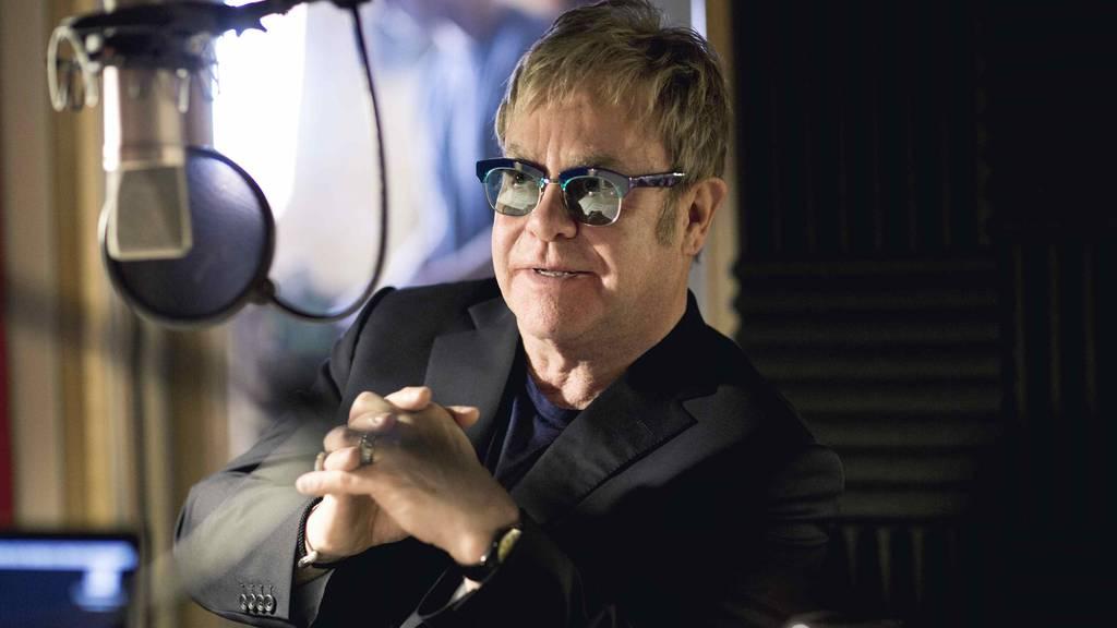Elton John endlich wieder in Zürich