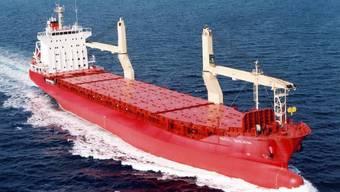 Die SCL Bern: Einer der Frachter, der den Bund teuer zu stehen kam und dessen Geschichte diese Woche unter anderem vor Gericht verhandelt wird.