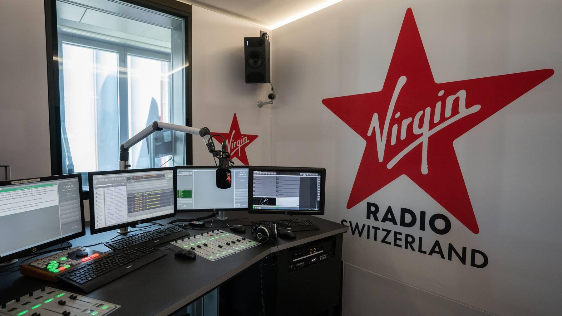 Virgin Studio