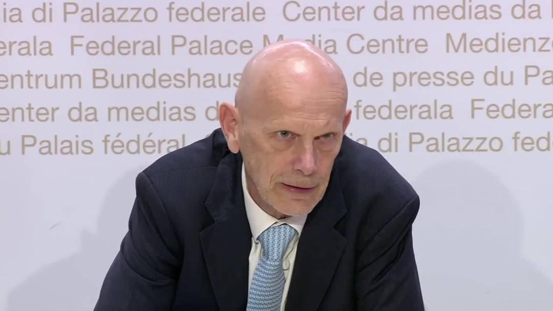 """Daniel Koch: """"Die Feiertage sollen nicht zum Bumerang werden"""" (18.5.2020)"""