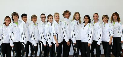 Das Leiterteam der KuTu-Riege.