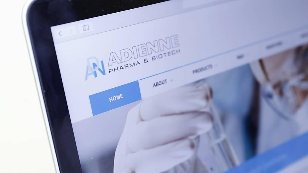Die Tessiner Pharma-Firma Adienne soll in Italien Sputnik V herstellen (Archivbild).