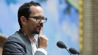 «Die individuelle Handlungsfreiheit ist ohne informationelle Selbstbestimmung in Gefahr»: Balthasar Glättli (Grüne/ZH) im Nationalrat.