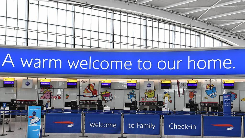 Gericht stützt Ausbaupläne für Londoner Flughafen Heathrow