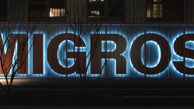 Am frühen Donnerstagmorgen haben Unbekannte eine Migros-Filiale in Zürich überfallen. (Symbolbild)