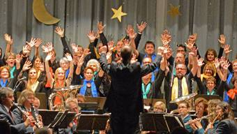 Die Musiker führen durch eine Gute-Nacht-Geschichte.Barbara Scherer