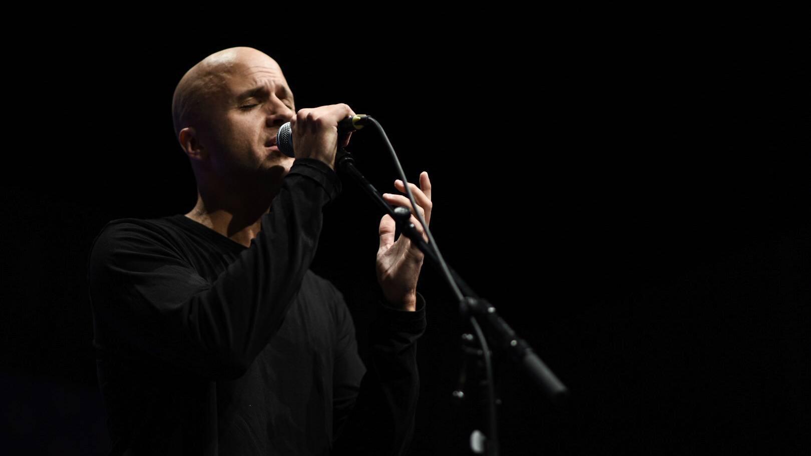 Milow mit neuen Songs in Zürich