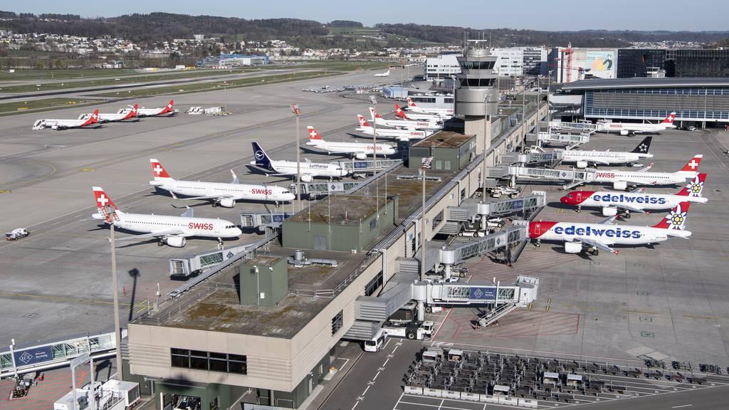 Flughafen Zürich senkt Betriebsgebührennächstes Jahr um 10 Prozent