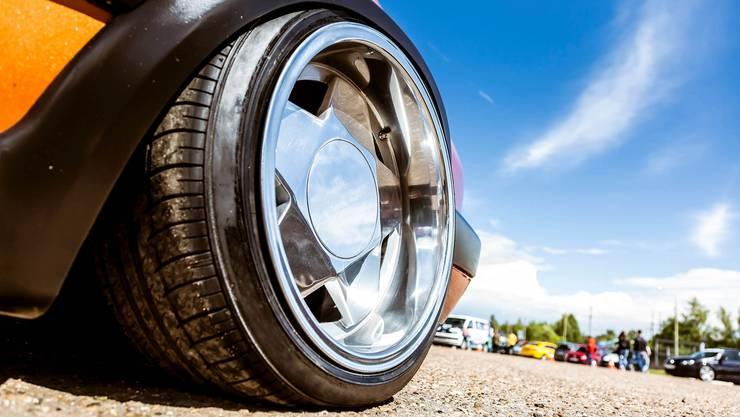 Es gab diverse Strafanzeigen wegen unerlaubter Änderungen an Fahrzeugen. Symbolbild