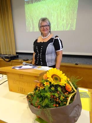 Referentin Jacqueline Grunder