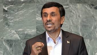 Achmadinedschad sorgt bei der UNO-Vollversammlung wieder für einen Eklat