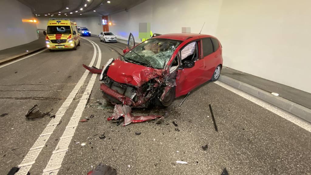 Mehrere Unfälle fordern Verletzte