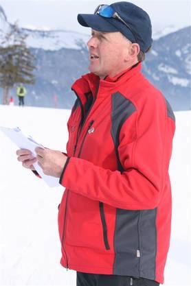 Markus Bucher kürt 2015 die Sieger.