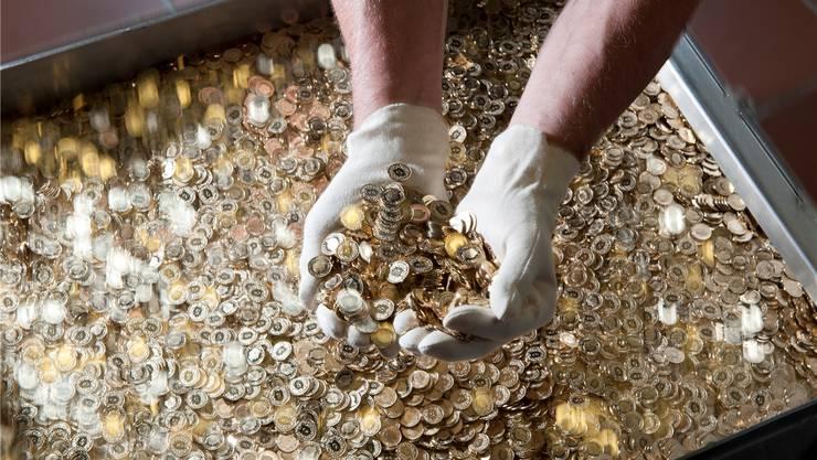 Es hat Tradition: Seit über 80 Jahren gibt der Bund Gedenkmünzen heraus. Die Editionen aus Silber verkauften sich zuletzt aber nicht so gut wie gewünscht.