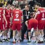 Die Schweizer Handball-Nationalmannschaft musste auf die Reise nach Dänemark verzichten