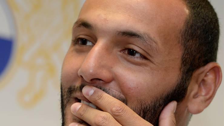 Der neue FCZ-Captain Yassine Chikhaoui.