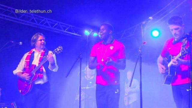 Zweite Gala Night des FC Thun