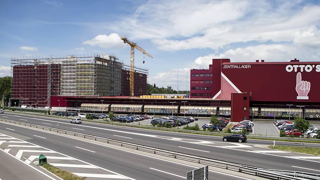 Boomregion Sursee: Der Kanton Luzern will mit einer Richtplanrevision die Entwicklung der nächsten Jahre lenken. (Archivaufnahme)