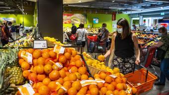 Der Food-Bereich wuchs gegenüber dem Vorjahr deutlich. (Symbolbild)