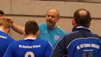 HCDU-Trainer Jan Sedlacek kann nicht klagen: Sein Verein schwebt auf Wolke sieben.