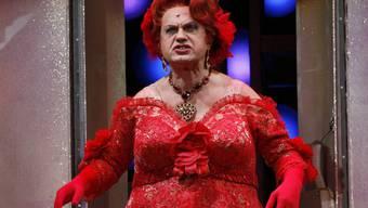 """Der Schauspieler Uwe Ochsenknecht - hier 2009 im Musical """"Hairspray"""" - findet, Frauen seien das stärkere Geschlecht. (Archivbild)"""