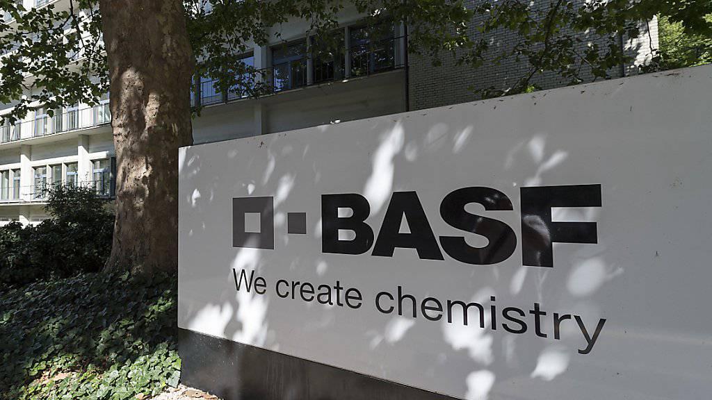 BASF will 6'000 Stellen abbauen