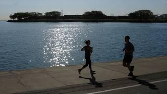 Anita Appius gewinnt die Masters Kategorie beim gut besetzten 5 km Lauf in Chicago. (Symbolbild)