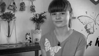 Pascale Knecht, Schülerin aus Felsenau, Gemeinde Leuggern.