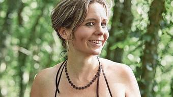 Nathalie Laesser ist in Aarau aufgewachsen.