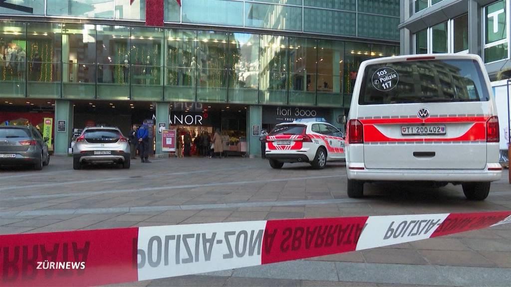 Terrorattacke in Lugano: Täterin war schon polizeibekannt