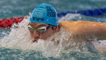 Die drei Schwimmclubs gründeten das Argovia Aquatics Zentrum. Hier im Bild: Jakub Novotny. (Archiv)