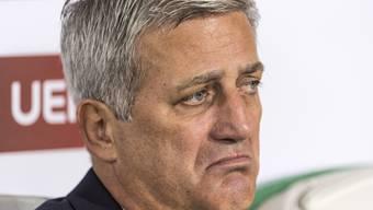 Soll der Vertrag mit Fussball- Nationaltrainer Vladimir Petkovic verlängert werden?