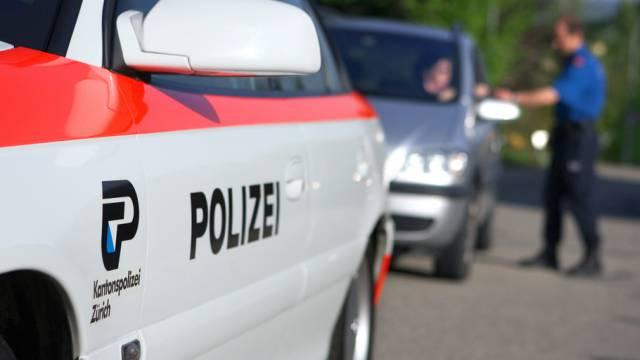 Die Polizei nahm den mutmasslichen Täter fest (Symbolbild)