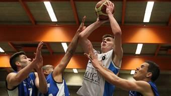Basketball-Playoffs mit Alte Kanti Aarau