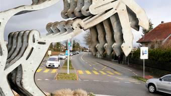 Auch der Verkehr am Franziskanerkreisel war Thema der Verkehrsumfrage.