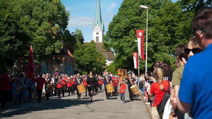 Sieger Parademusik, Junior Brass Aedermannsdorf