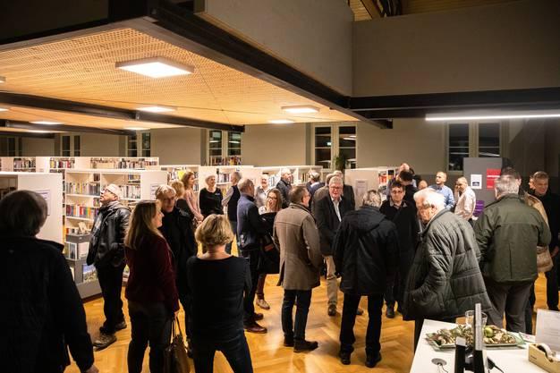 Viele Gäste besuchten den Anlass.