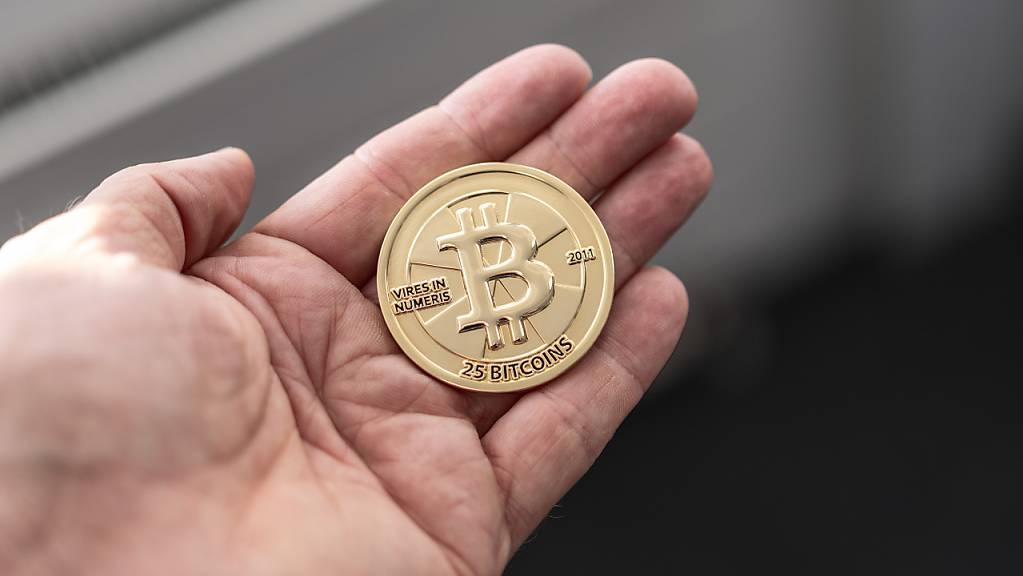 Für Kritiker dürfte der Kursabsturz eine Bestätigung ihrer skeptischen Haltung gegenüber Internetwährungen sein. (Symbolbild)