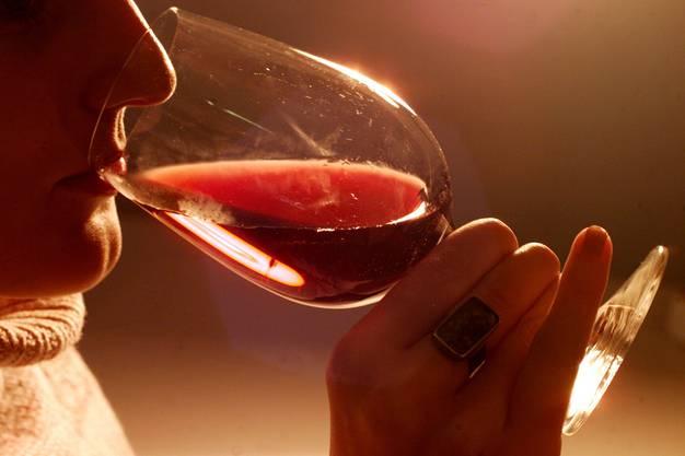 Der Alkohol hat auch einen Einfluss auf die Darmflora.