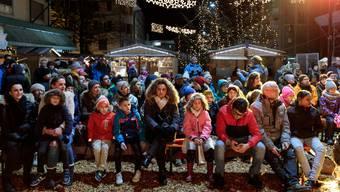 Weihnachtsmarkt Grenchen 2019