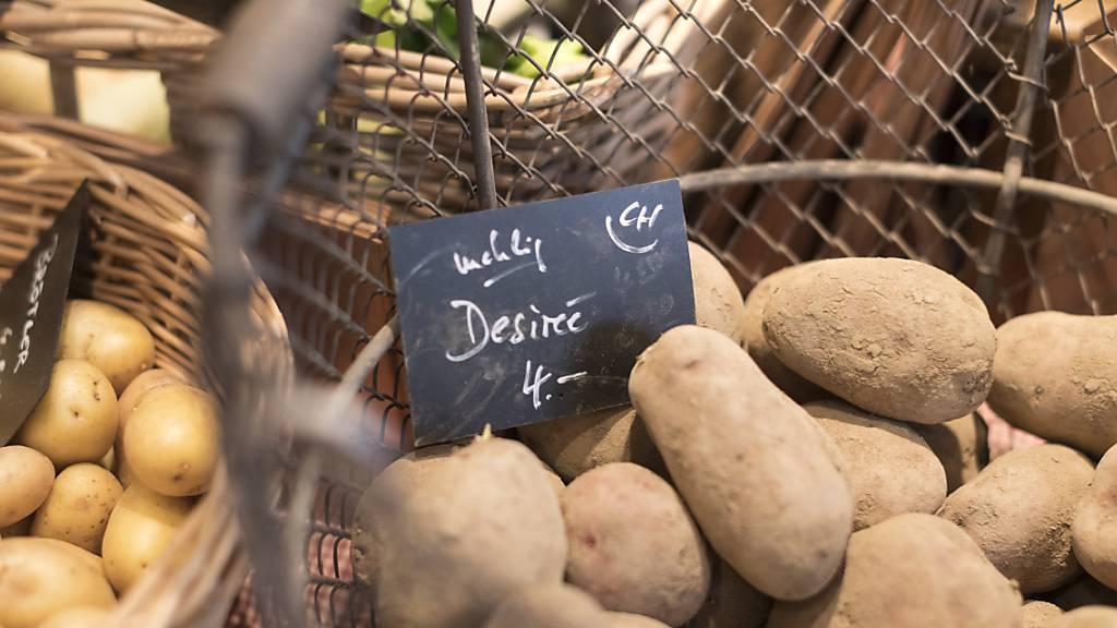Wegen Corona wird mehr gekocht – Schweiz erhöht Kartoffel-Importe