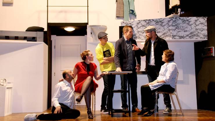 ABGESAGT: Die Vorstellungen des Theater Hottwil finden nicht statt.