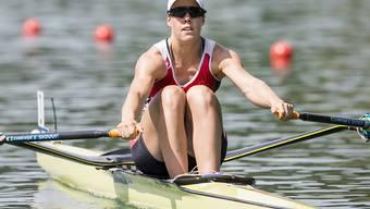 Jeannine Gmelin verzichtete wegen einer traditionsreichen Regatta in England auf die Schweizer Meisterschaften