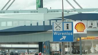 Auf der Autobahnraststätte Würenlos gehen Trickdiebe um.