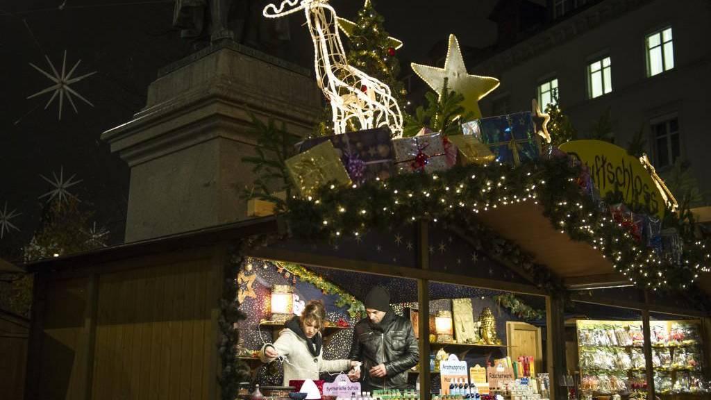 Christkindlimärkte: Hier kommst du in Weihnachtsstimmung