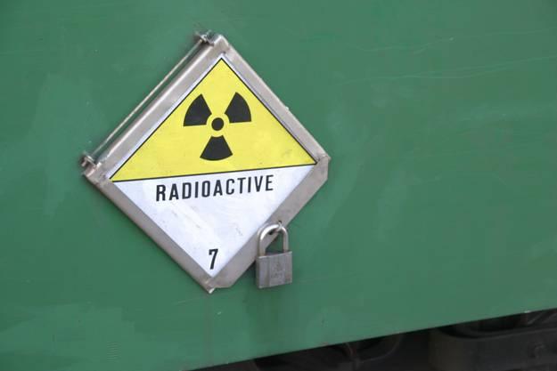Hier rollt ein neuer Atommüll-Transport nach Würenlingen