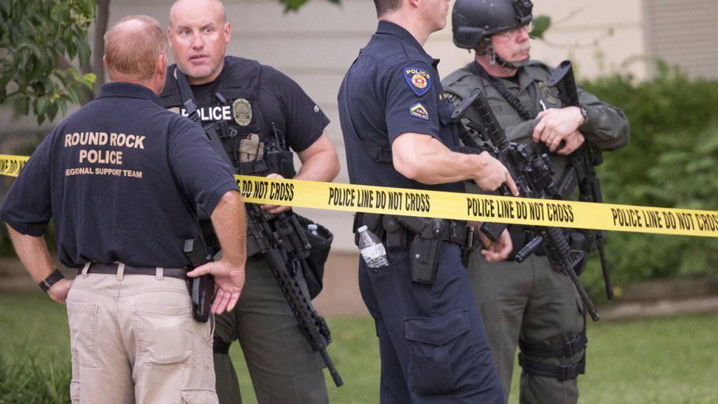 Die Polizei in Austin gab bekannt, dass sie die Lage unter Kontrolle habe. (Symbolbild)