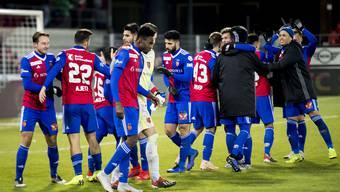 Basel schlägt Sion mit 2:1 – was sonst noch zu reden gab.