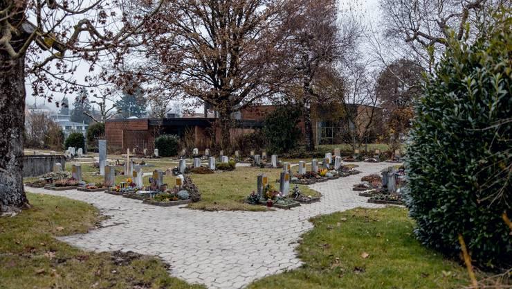 Die Gemeinde Lüterkofen-Ichertswil hat der Kirchgemeinde den Friedhof abgekauft.