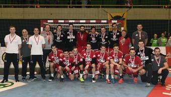 TV Endingen: Cup-Final 2017 in Olten
